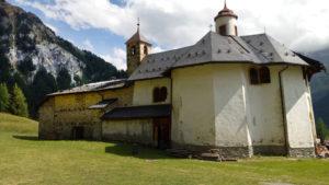 Chapelle des Vernettes à Peisey-Vallandry